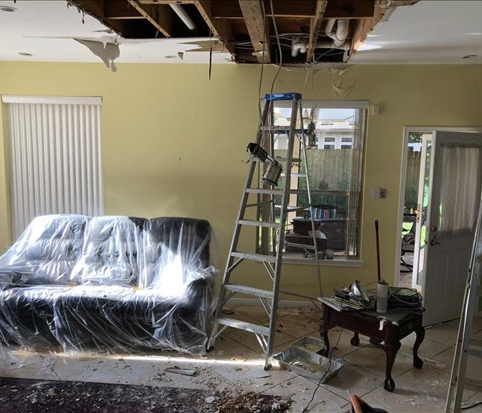 Water Damage Preventing water damage to your home