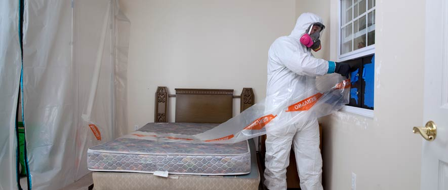 Houston, TX biohazard cleaning